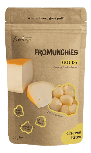 FROMUNCHIES Gouda cheese