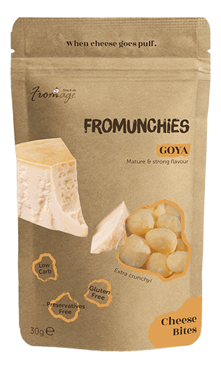 FROMUNCHIES Goya cheese