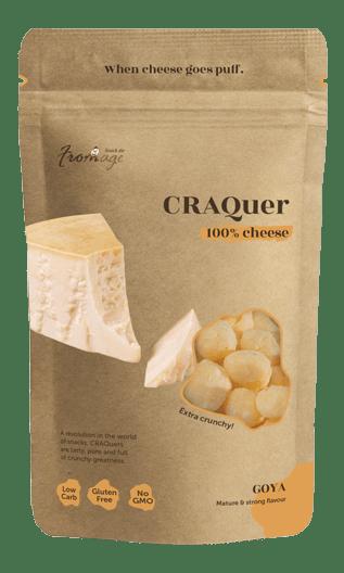 CRAQuer Goya cheese